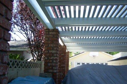Patio Covers – Open Lattice2