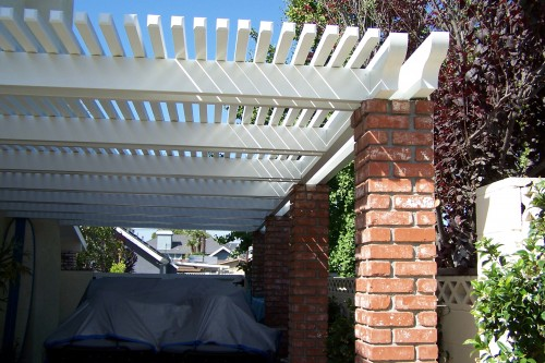 Patio Covers – Open Lattice3