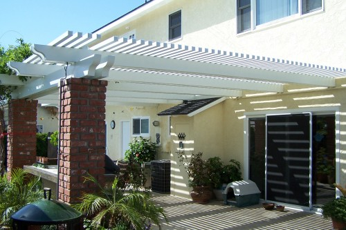 Patio Covers – Open Lattice4