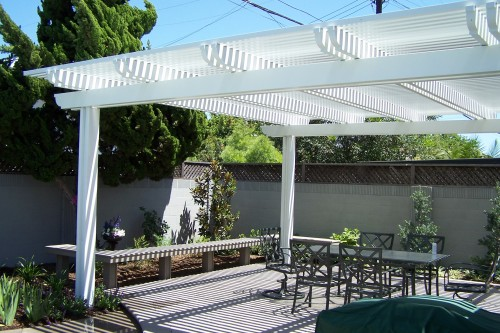 Patio Covers – Open Lattice6