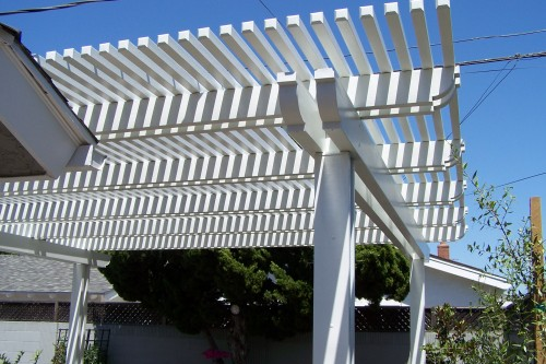 Patio Covers – Open Lattice7