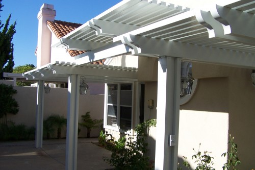 Patio Covers – Open Lattice9