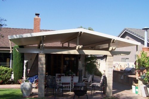 Gabled/Cathedral Patio Covers1