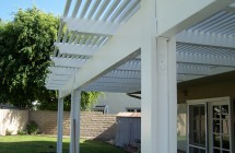 Patio Covers – Open Lattice
