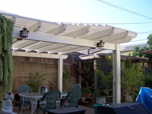CPatio Covers – Open Lattice13