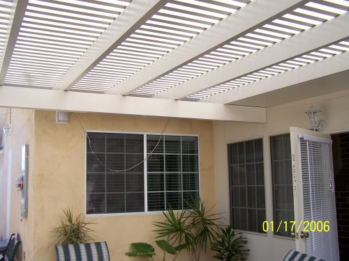 Patio Covers – Open Lattice28