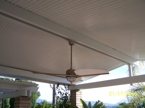 Gabled/Cathedral Patio Covers7