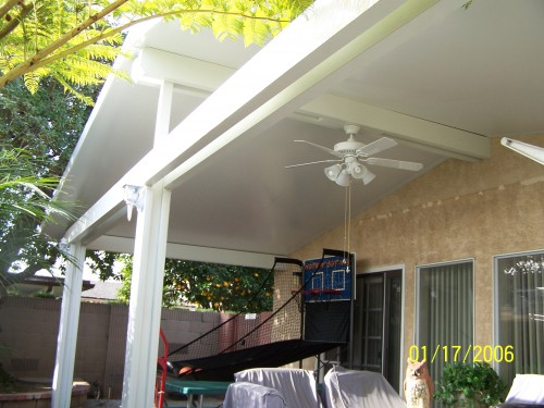 Gabled/Cathedral Patio Covers9