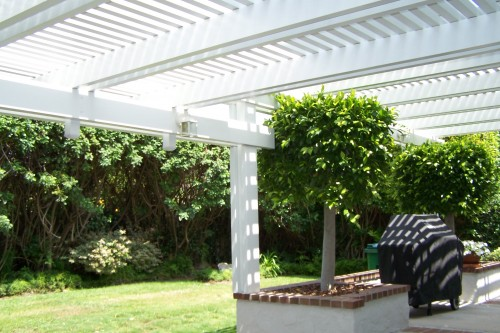 Patio Covers – Open Lattice33
