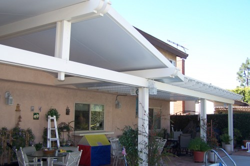 Gabled/Cathedral Patio Covers10